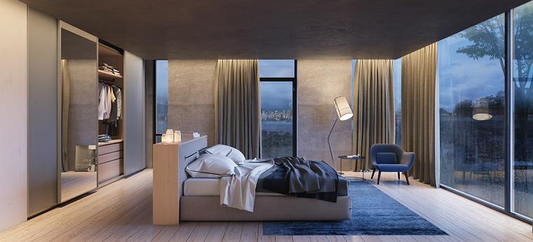 Koliba studio dormitorio diseno moderno ideas