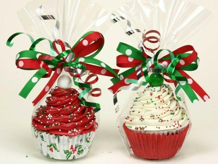 accesorios diy navidad colgantes pasteles cintas
