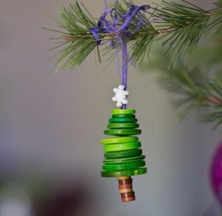 accesorios diy navidad pino cordones verde