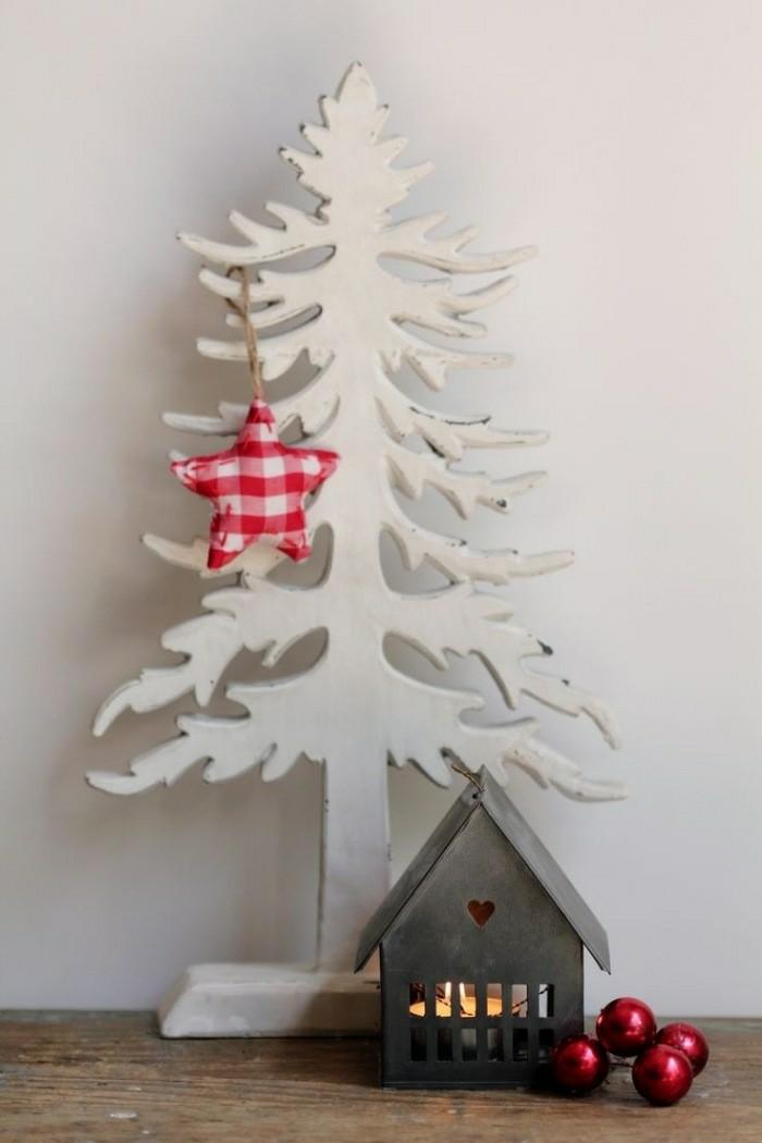 adornos navidad estilo nordico arbol
