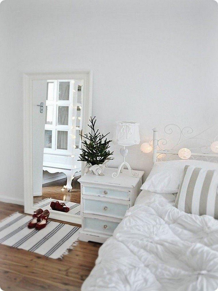 Adornos navidad ideas de decoraci n al estilo minimalista for Adornos de navidad para dormitorios
