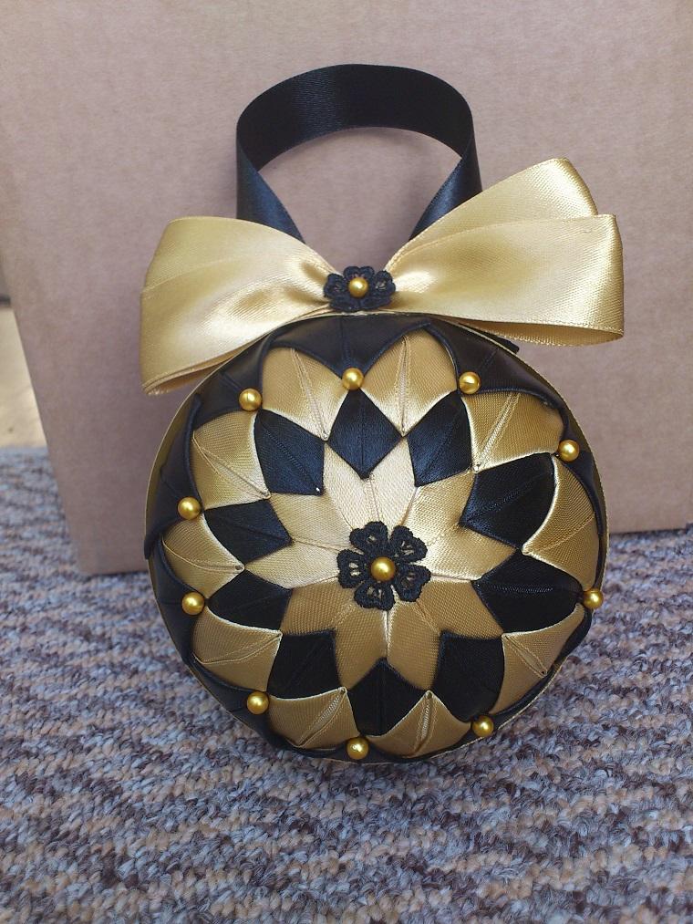 adornos navidad negros bola preciosa arbol navidad ideas