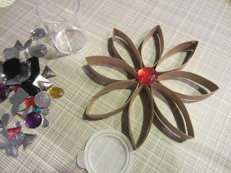 adornos navideos ideas telas decoracion
