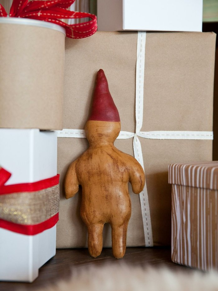 adornos navidad simples diseño escandinavos