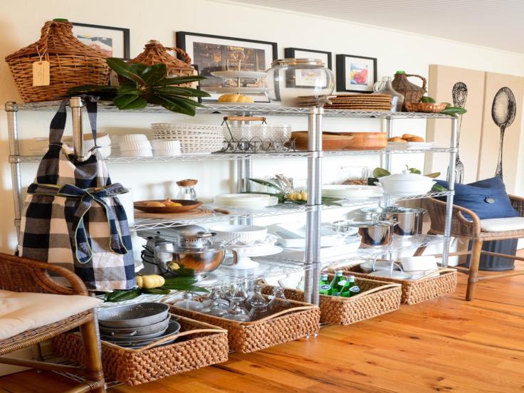 Tavolo cucina laccato bianco ovale - Adornos para cocinas modernas ...
