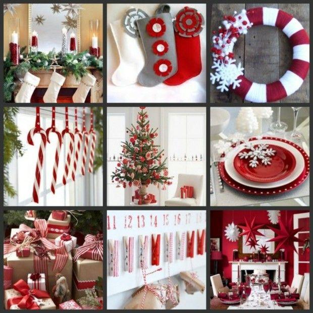 adornos navidad estilo moderno