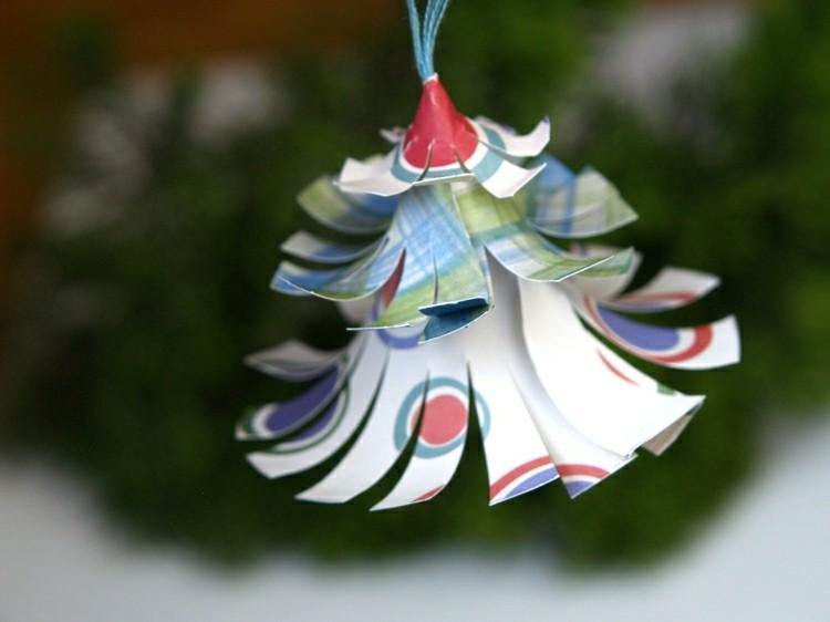 Adornos navide os caseros para realizar en familia - Adornos navidenos caseros para ninos ...