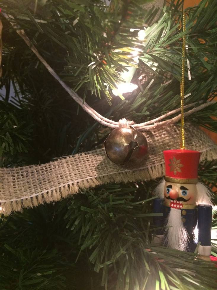 adornos arbol navidad cascabel