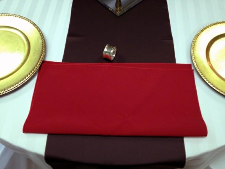 anillo diseño mesa estilo elegante