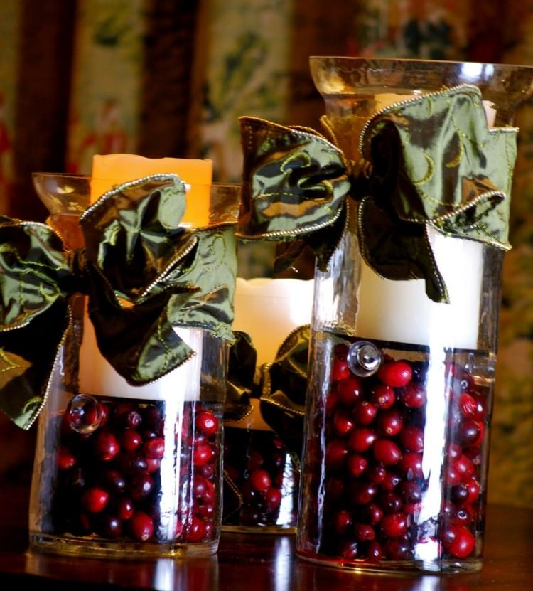 arandanos rojos estilo variante cristal cintas