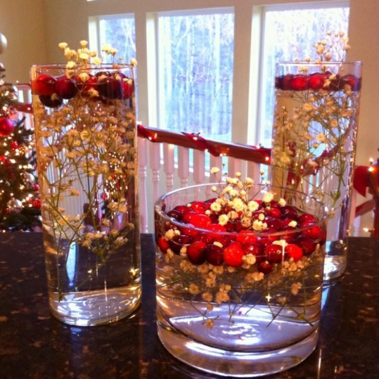 arandanos rojos estilo variante escaleras flores