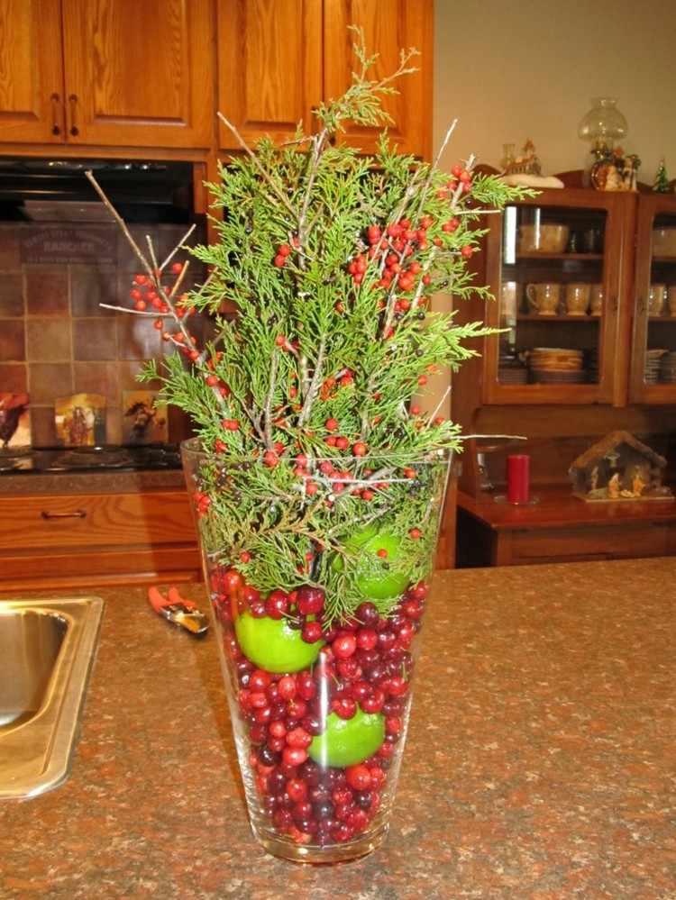 arandanos rojos estilo variante mesas cocina paredes