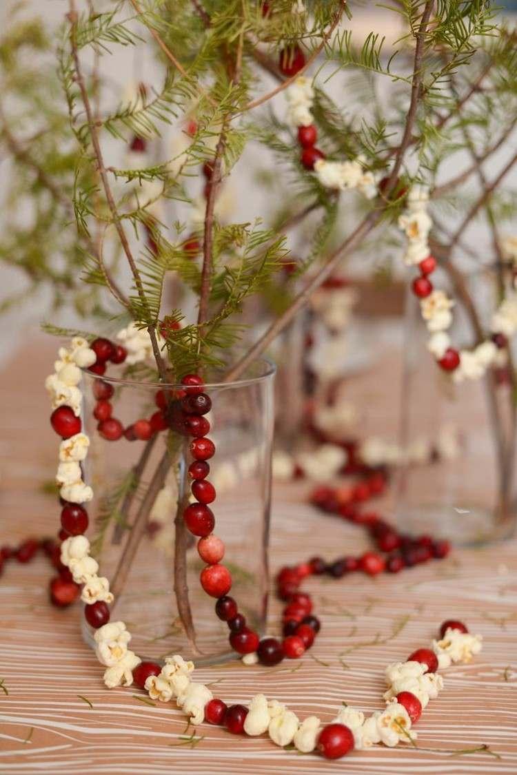 arandanos rojos estilo variante mesas cadenas