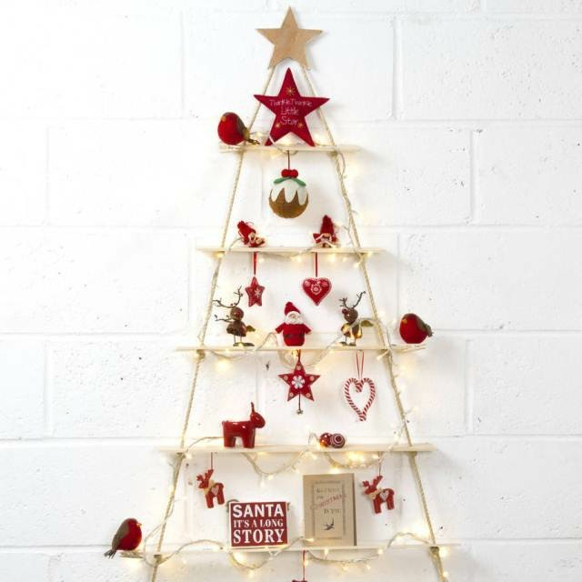 arboles de navidad artesanales originales - Arbol De Navidad De Madera