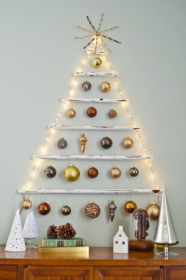 arbol navidad detalles esferas esferas