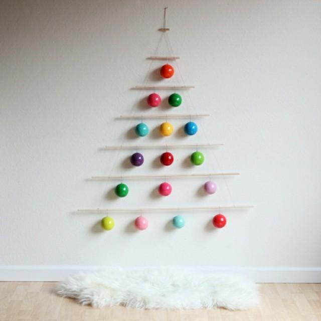 Arboles De Navidad Artesanales Una Alternativa Ecologica