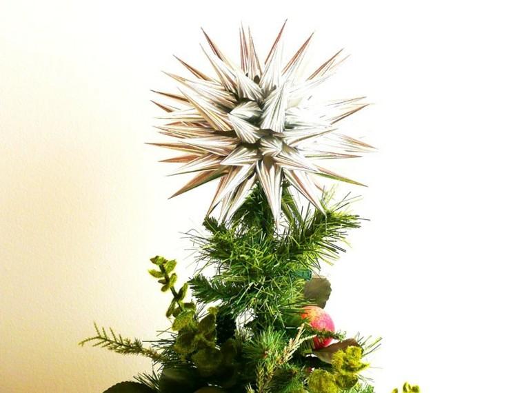 arboles de navidad originales ideas conos pelotas