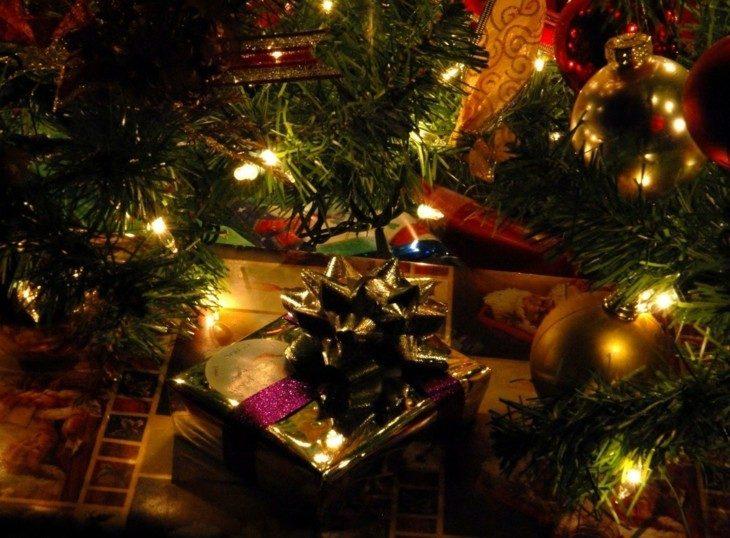 arboles de navidad estilo vintage
