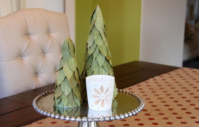 arboles navidad decoracion mesa preciosos ideas