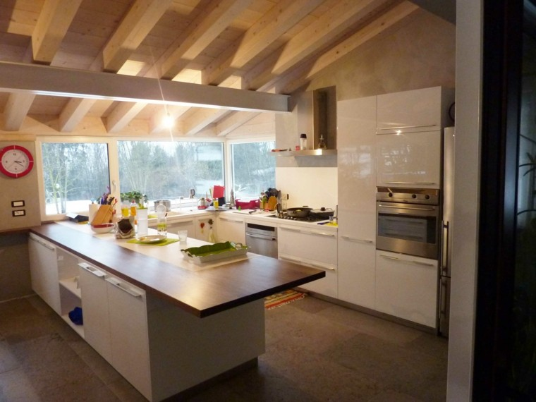 Arquitectura casas con techo abovedado muy modernas for Decoracion de interiores a distancia