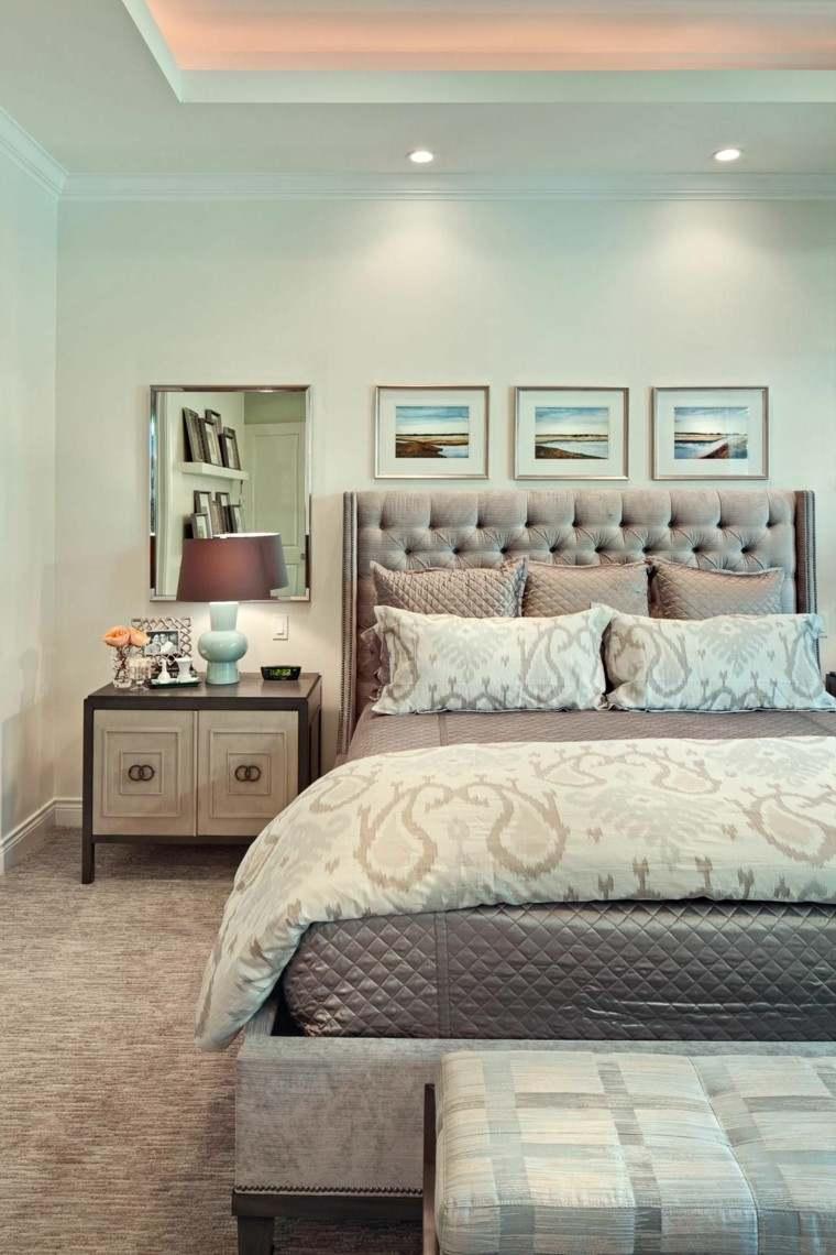 arquitectura casas techo abovedado moderno dormitorio amplio ideas