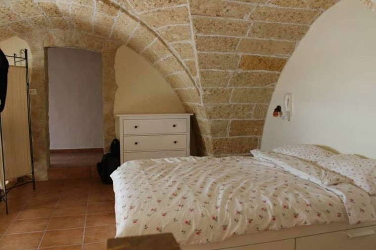 casa techo abovedado moderno dormitorio viejo ideas
