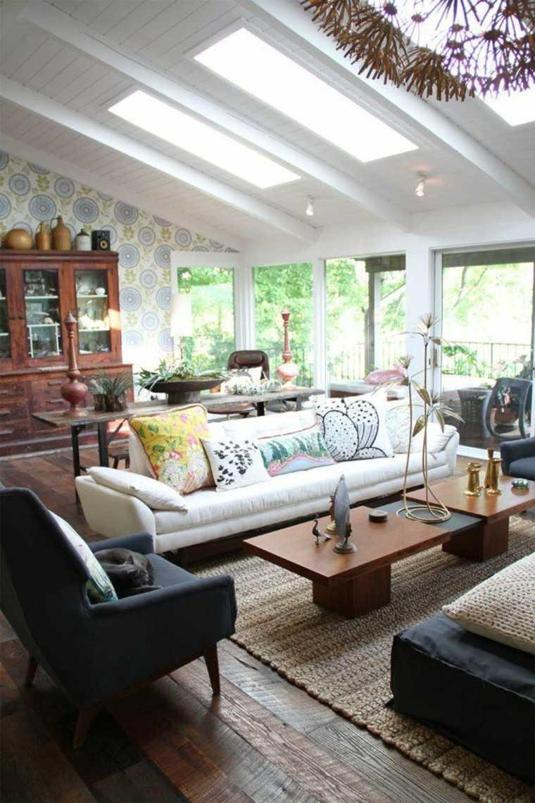 casa techo abovedado moderno luminoso ideas