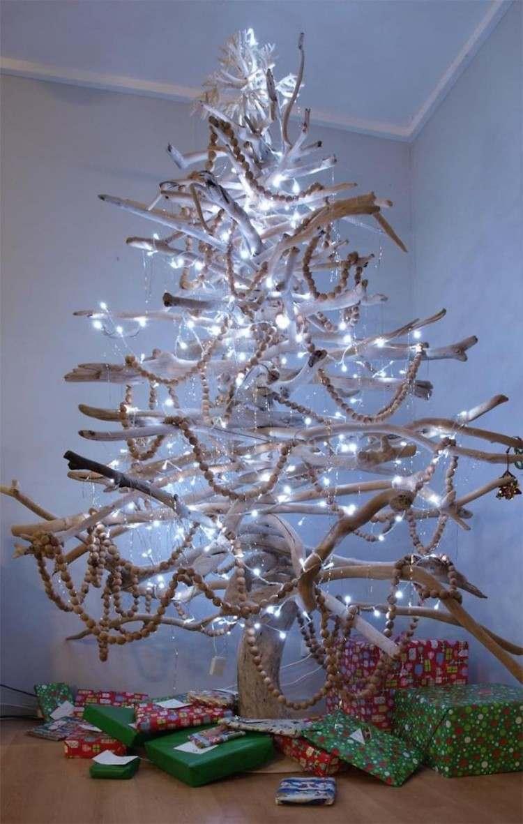 artesania moderna luces extencion blanca