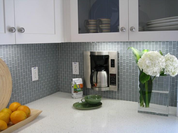 Azulejos grises para suelos y paredes 50 modelos Azulejar cocina