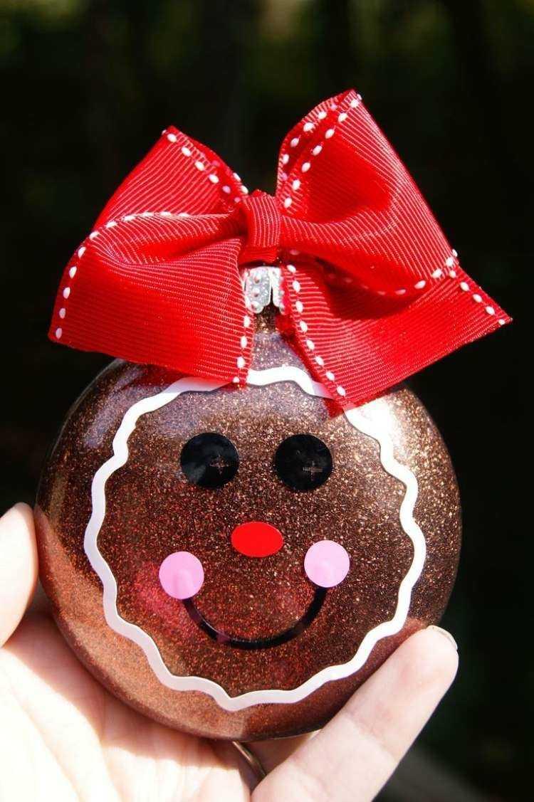 Como pintar bolas de navidad para hacer bolas para el - Bolas de navidad ...