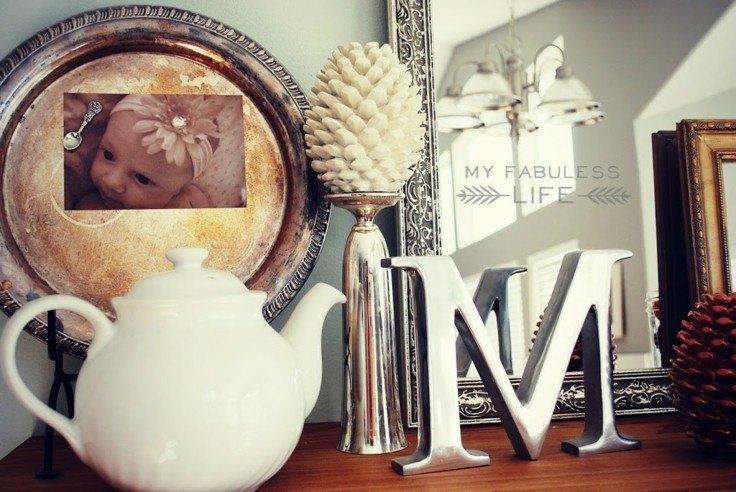 bonita decoración foto link