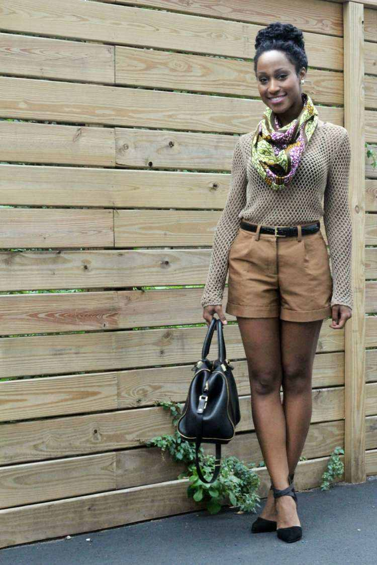 bufanda otono caliente combinacion verde purpura ideas