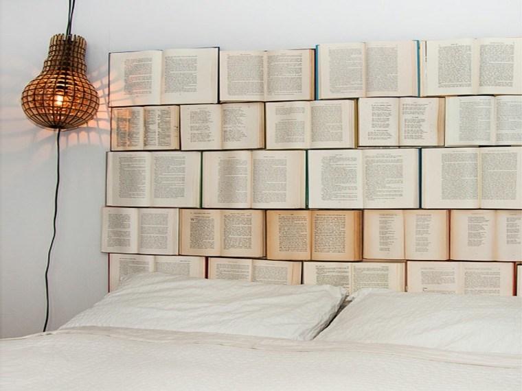 cabeceros de cama diseño variado estilo creativo