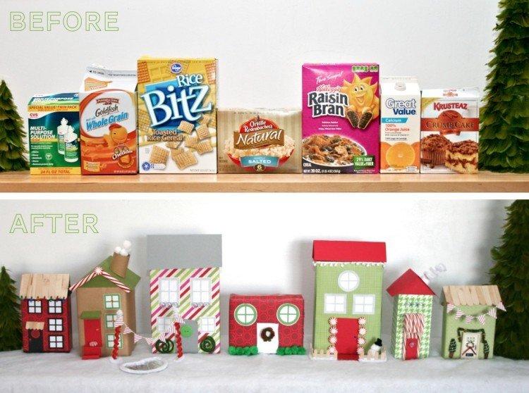 cajas cereales diy pinos cambio