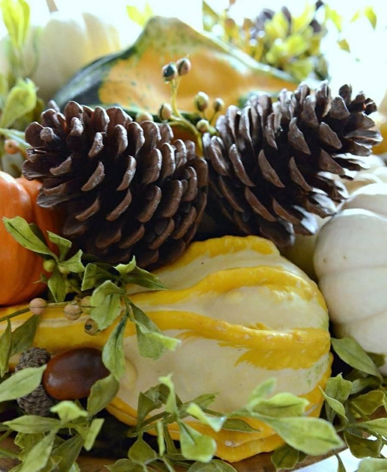 calabaza recetas decora casa otono centro mesa ideas