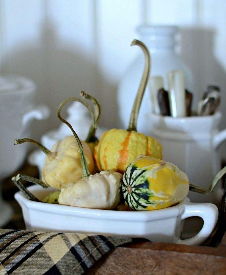 calabaza recetas decora casa otono elementos pequenos ideas