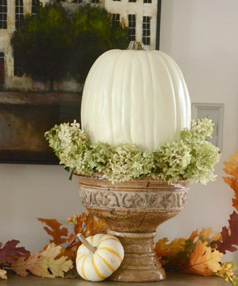 calabaza recetas decora casa otono hojas secas ideas