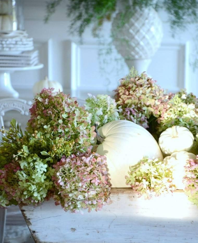 calabaza recetas decora casa otono maceta flores ideas