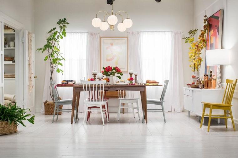calabazas decora casa otono comida casa ideas
