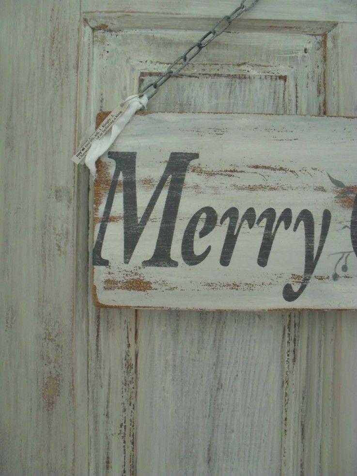 Carteles y se ales navide as decorativas para el hogar for Cartel puerta