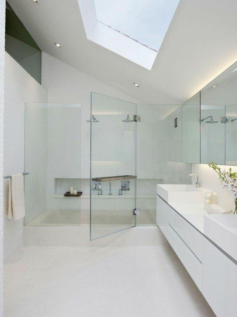 casa lujo toallas materiales luces