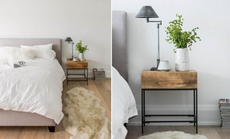 casas rusticas habitaciones decoracion estilo minimalista