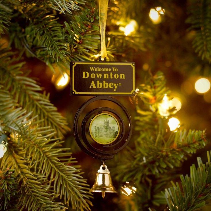 cascabel decorativo entrada navidad