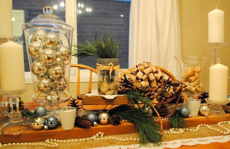cena de navidad recetas decora mesa centro original ideas