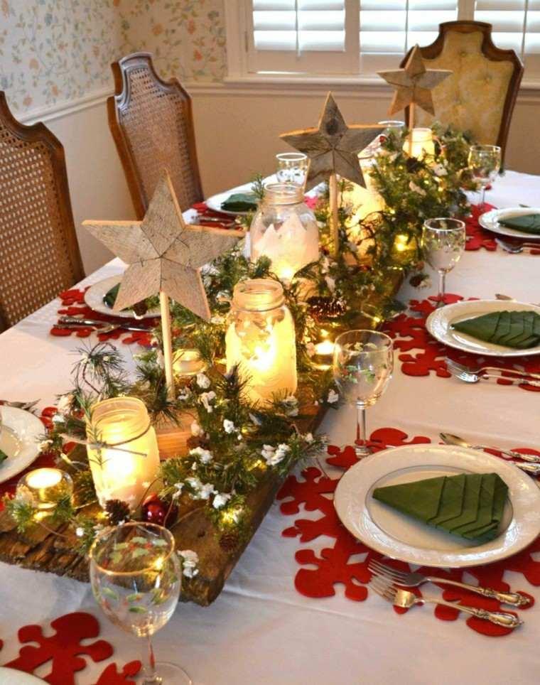 Cenas de navidad con encanto y glamur 50 ideas - Ideas de cena de navidad ...