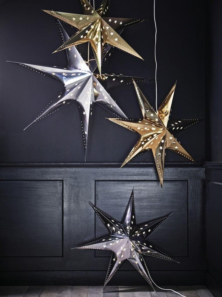 colgantes lamparas decoracion oscuro