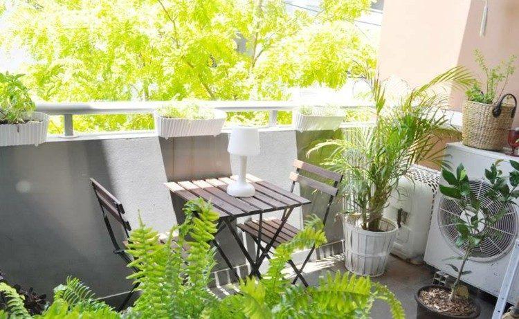 colorido estilo casa decorado ventilador jardines