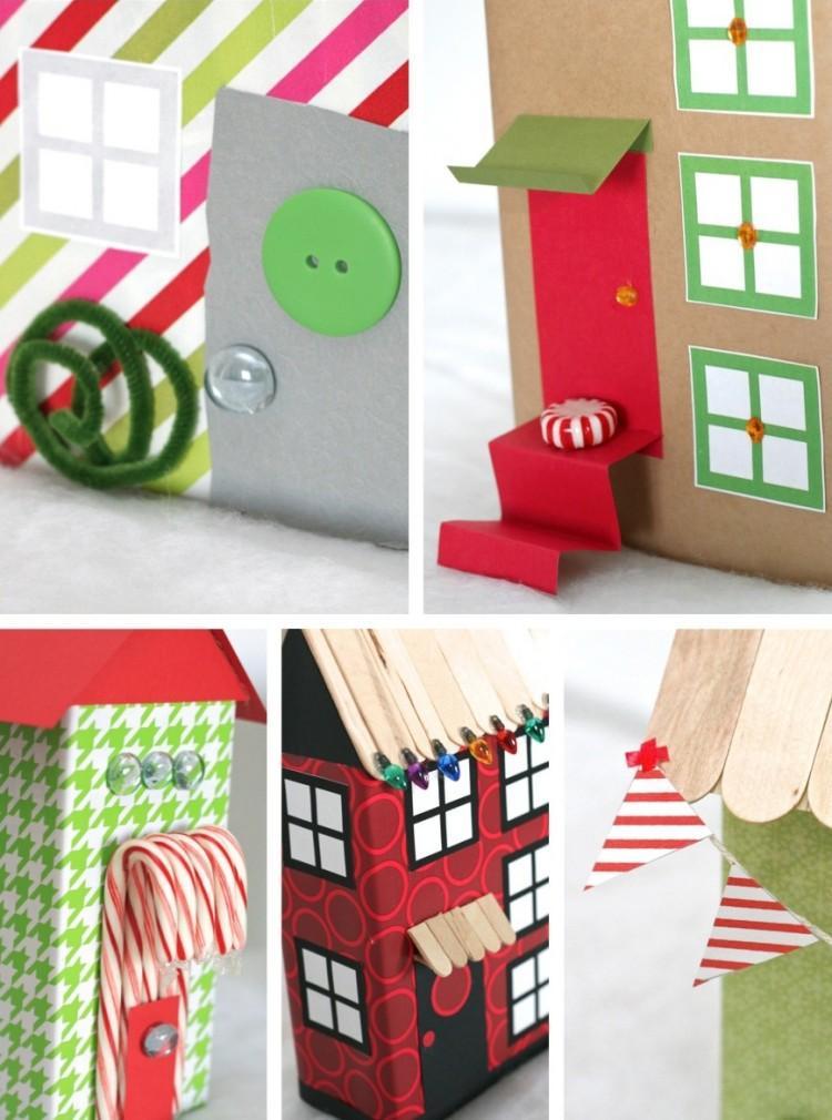 colorido infantil verde cajas edificio
