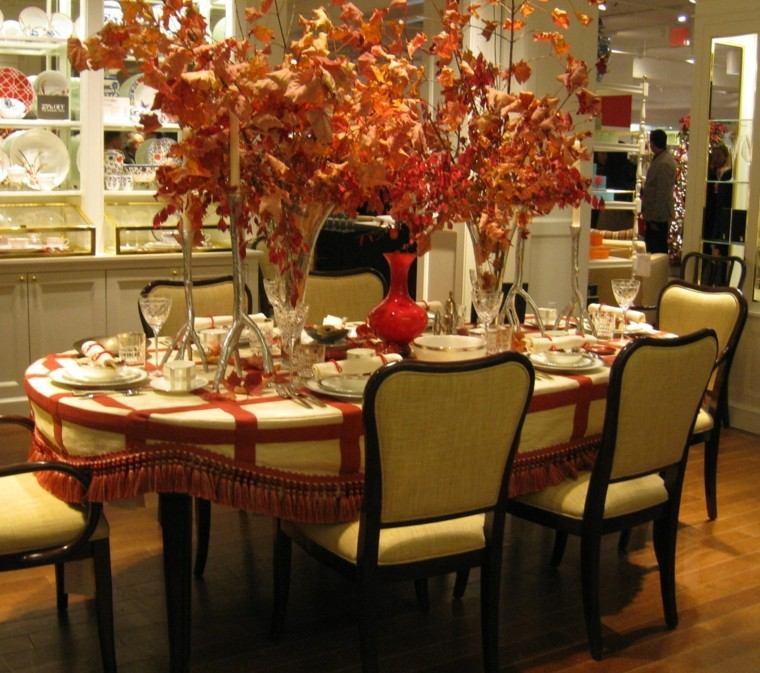comedor frondoso estilo sillas mesa