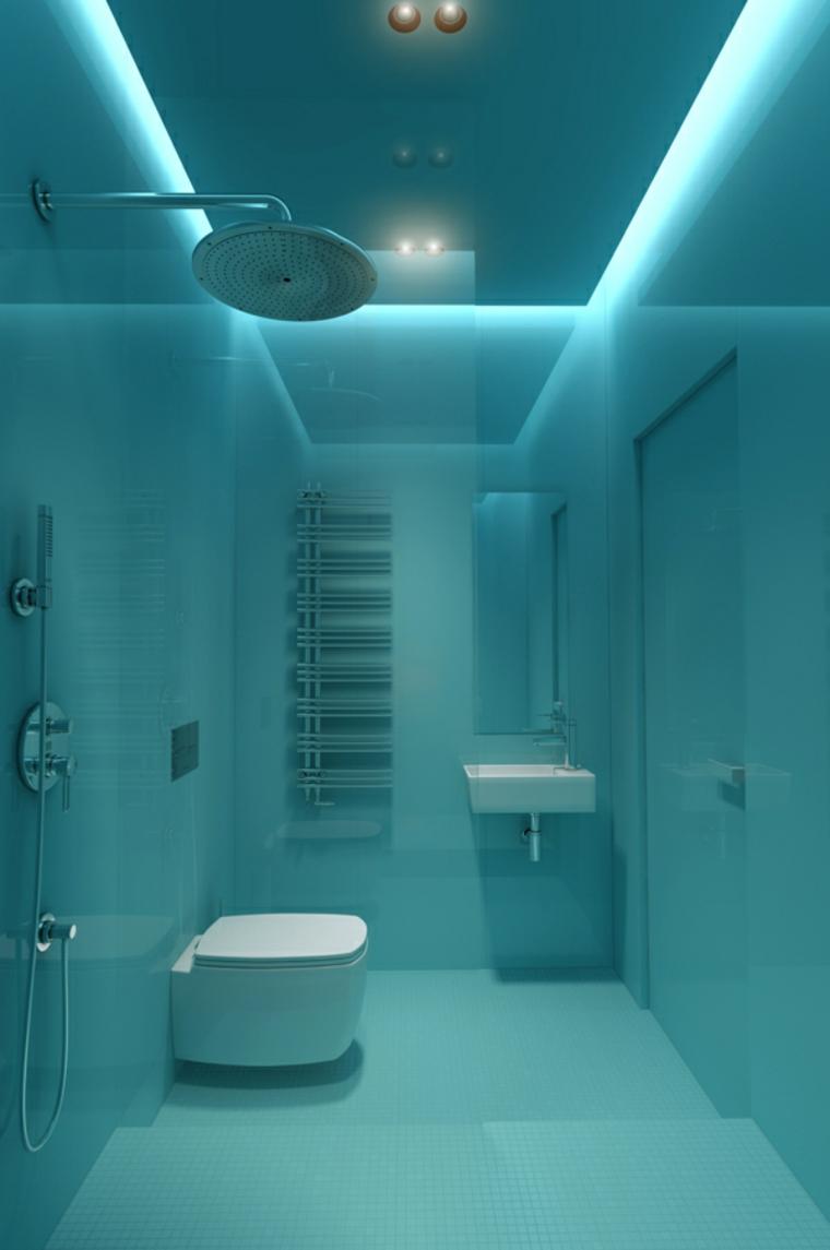 Baño Relajante Ducha:Duchas relajacion y diseños frescos para cada espacio